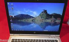HP Elitebook 8460p 2.4GHz Core i5-2530M Win10 64bit 4GB 320GB WiFI DVDRW USB3.0