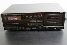 TEAC AD-RW900 CD Compact Disc Recorder / Reverse Cassette Deck USB Connection