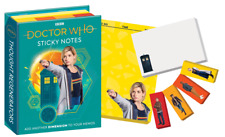 BBC Doctor Who TARDIS Sticky Notes 13th Doctor