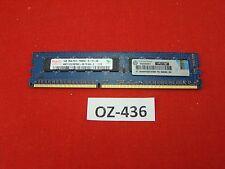 Hynix 1gb DDR3 1rx8 pc3-10600e-9-10-do 1333MHz hmt112u7bfr8c-h9 #oz-436