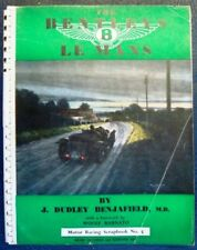 BENTLEYS AT LE MANS MOTOR RACING SCRAPBOOK No 5 BARNATO