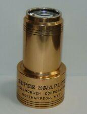 Kollmorgen Super Snaplite BX 290 f1.7 3.25 IN. E. F. Projection lens