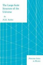 LARGE SCALE STRUCTURE OF THE UNIVERSE - PEEBLES, PHILLIP JAMES EDWIN - NEW PAPER