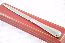BRAND NEW SHEFFIELD STEEL RATTAIL PATTERN LETTER OPENER/PAPER KNIFE CASED