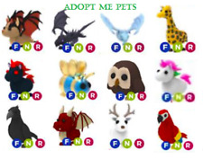 Adopt Me Pets Store  -MEGA NEON FLY RIDE MFR NFR FR  Legendary Rare CHEAP