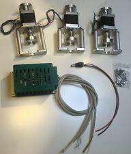 Proxxon mf70 Kit Nema 17 moteurs étape Commande Moteur Complet CNC