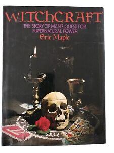 Witchcraft Hardback Book