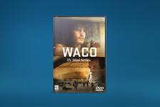 Waco TV Mini Series (2018) Two Disc Set on DVD NEW