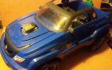 Vintage 90s Action Man Turbo 4x4 Big Car