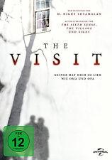 DVD * THE VISIT # NEU OVP +