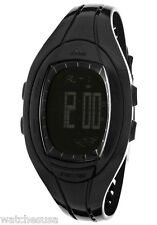Adidas Women's Black Sport Digital Black Dial  Watch #ADP3071