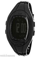 Adidas Women's Black Sport Digital Black Dial  Watch #ADP3071