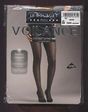 LE BOURGET COLLANT SATINE VOILANCE BRONZE TAILLE 2 15D CEINTURE CONFORT LYCRA