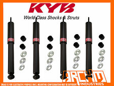 ISUZU D-MAX 10/2008-05/2012 FRONT & REAR KYB SHOCK ABSORBERS - TORSION BAR FRONT