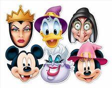 Mickey Mouse Halloween Disney variété Six Paquet De 6 Amusant CARTE