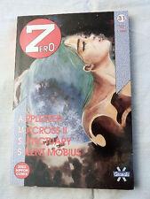 ZERO Anno IV N 31 Maggio 1993 AMSS Zero Nippon Comix  Fumetto Collezione