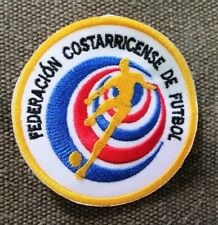 Costa Rica Soccer basketball Olympic Patch Iron On Jersey t shirt pants or hat