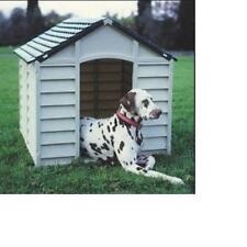 Doghouse big per dog resin CM 78 X 84 Xh 80 modular dog house 7535