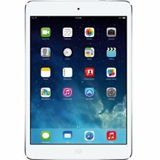 Apple iPad Mini 1st generación 16 GB, Wi-Fi, 7.9 in (approx. 20.07 cm) BT Cámara 5MP- Blanco y Plateado