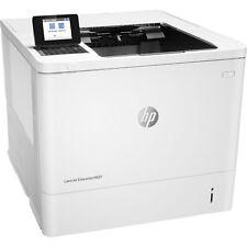 HP LaserJet Enterprise M607n, Laserdrucker, grau