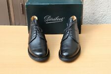 CHAUSSURES BOOTS PARABOOT CUIR 8,5 K 42,5 EXCELLENT ETAT MEN'S SHOES