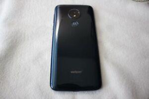 Motorola Moto G7 Power - 32GB - Marine Blue (Verizon) (Single SIM) B-Grade