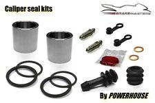 Kawasaki VN1500 Tourer FI rear brake caliper piston seal rebuild kit L3 2002