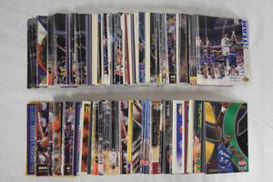 Lot of (342) Shaquille O'Neal Premium Base Cards Upper Deck Topps Fleer AG769