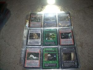 9 Star Wars Ccg Cards Lot42