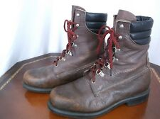 RED WING USA Irish Setter Steel Toe Hunter Coldweather 10in Boots Mens Sz.11 US