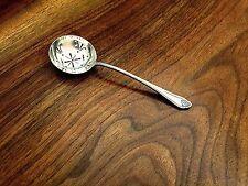Mappin & Webb English Sterling Silver Sugar Sifter London 1926 No Monograms