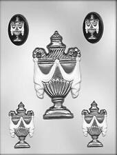 Greek Urn Assortment Candy Mold from CK #9110 - NEW