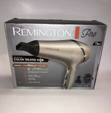 *NEW* Remington Hair Dryer AC Color Care Beauty 6ft Cord 3 Settings 2 Speeds