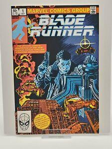 Blade Runner #1 HIGH GRADE UNREAD WAREHOUSE LOT FIND CGC worthy 9.6+