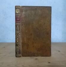 LETTRES SUR L'ITALIE EN 1785 (CHARLES MERCIER DUPATY 1837) BIEN RELIE