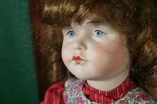 Reproduction Bisque Dolls