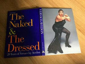 VERSACE, the naked & the dressed 1998 random house new york