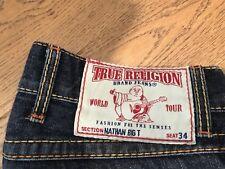 True Religion Jeans Nathan Big T Talla 34/35/36
