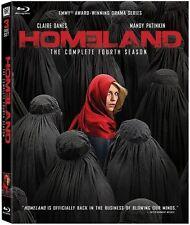 Homeland: Season 4 Blu-ray