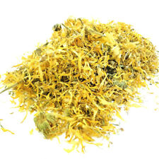Marigold Flowers 1kg, Calendular, equine herb horses, dried, crafts,Tortoise