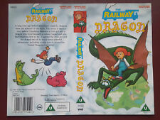 The Railway Dragon - Unused Video Sleeve/Cover #B3552