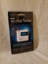 Bactrac Breath Alcohol Tester. White. Tests breath for presence of alcohol