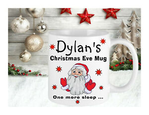Personalised Secret Santa 11oz Christmas Cup Mug Gift Funny Novelty Present