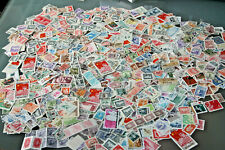 CHINA - LARGE VINTAGE MINT AND USED COLLECTION - 1300+ STAMPS - UNCHECKED