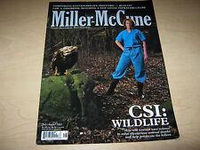 Miller McCune Magazine  CSI Wildlife - Corporate Sustainability July August 2011
