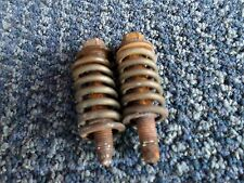 00 01 02 TOYOTA MR2 SPYDER EXHAUST BOLTS AND SPRINGS OEM
