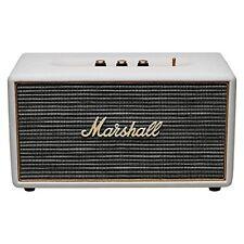 Marshall Stanmore Wireless Bluetooth Speaker - Cream 4090192 Certified