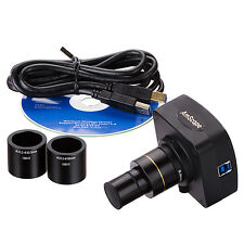 10MP USB3.0 Real-Time Live Video Microscope USB Digital Camera