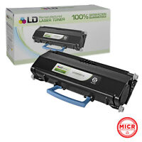 LD Remanufactured MICR Toner Cartridge Replacement for Lexmark E260A11A (Black)