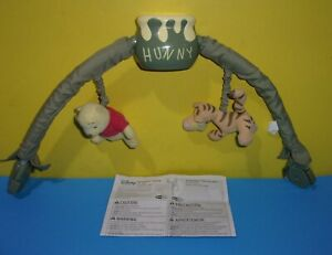 Disney Safety 1st  Winnie the Pooh Baby Swing All In One Replacement Toy Bar